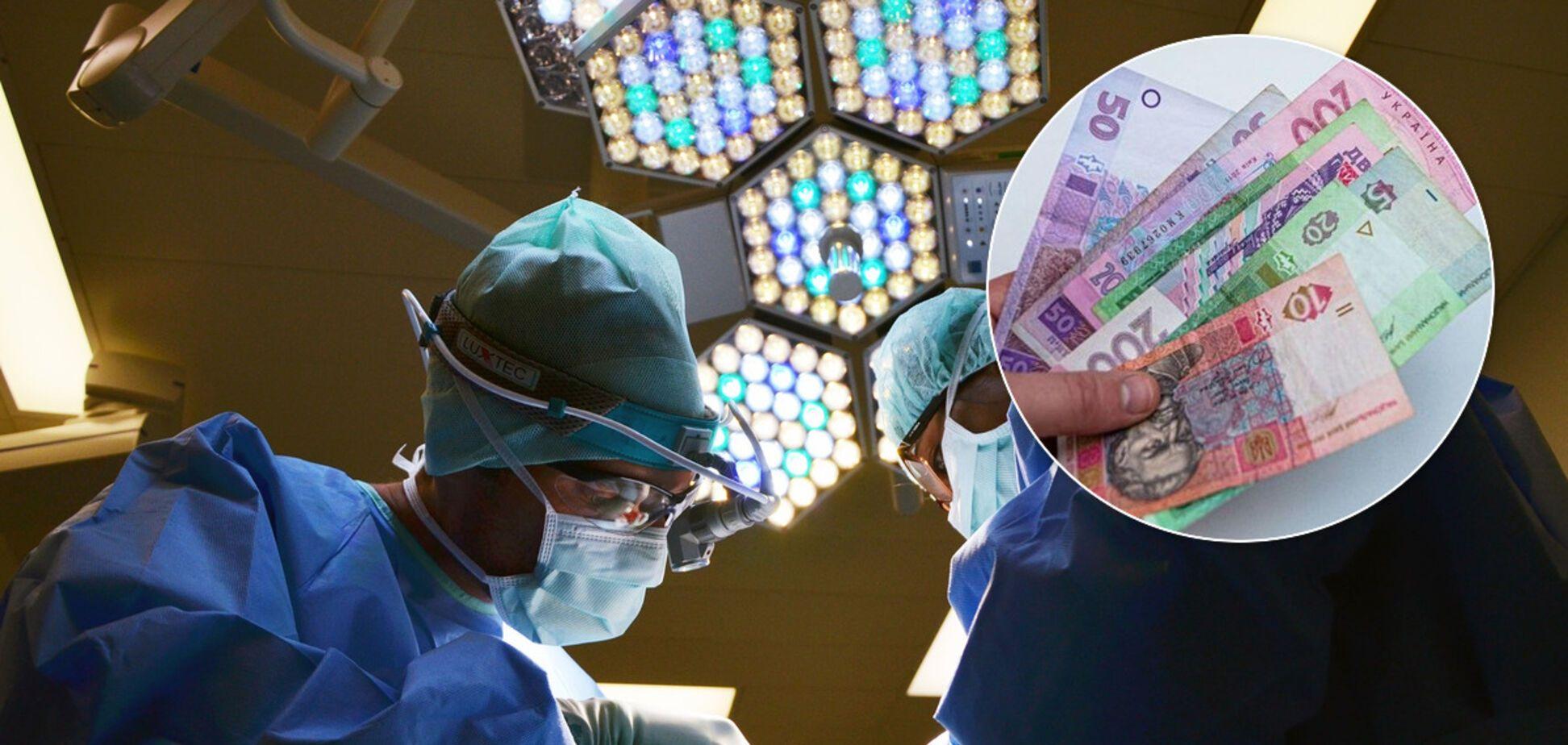 Скільки коштує життя українських медиків? Надбавку за COVID-19 налічують похвилинно, а грошей немає навіть на колишню зарплату