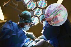 Сколько стоит жизнь украинских медиков? Надбавку за COVID-19 насчитывают поминутно, а денег нет даже на прежнюю зарплату