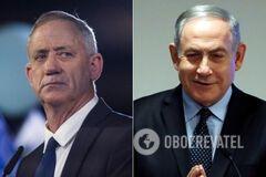 У Ізраїлі головні політичні противники оголосили про створення коаліції