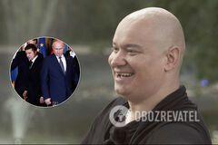 Кошовий висловився про страх Путіна перед Зеленським