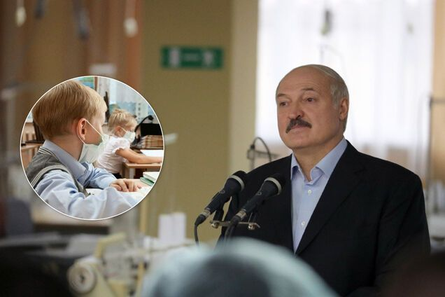 Лукашенко выступил против карантина и масок в школах