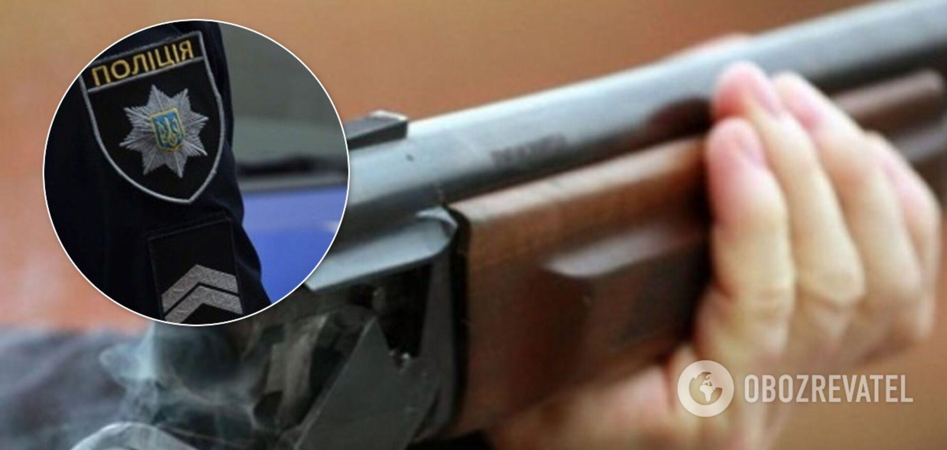 На Львовщине мужчина прострелил голову экс-парню своей дочери: детали трагедии