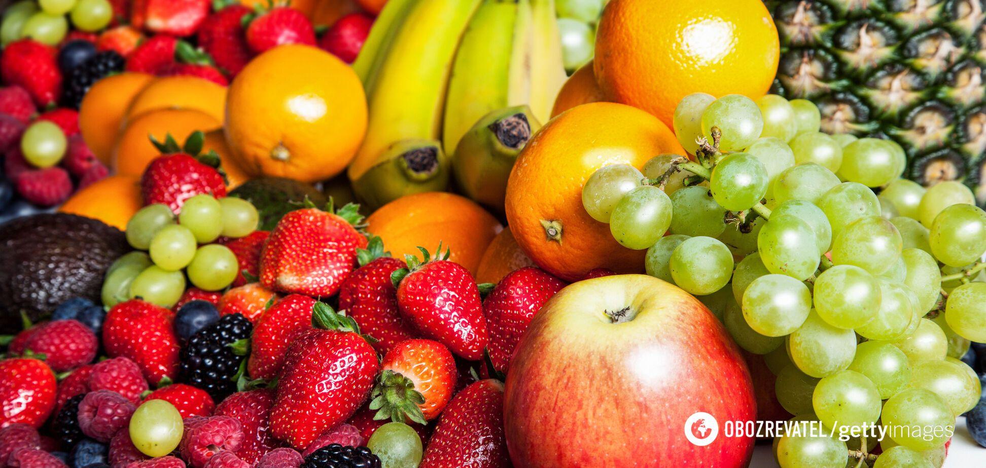 Как долго живут свежие фрукты