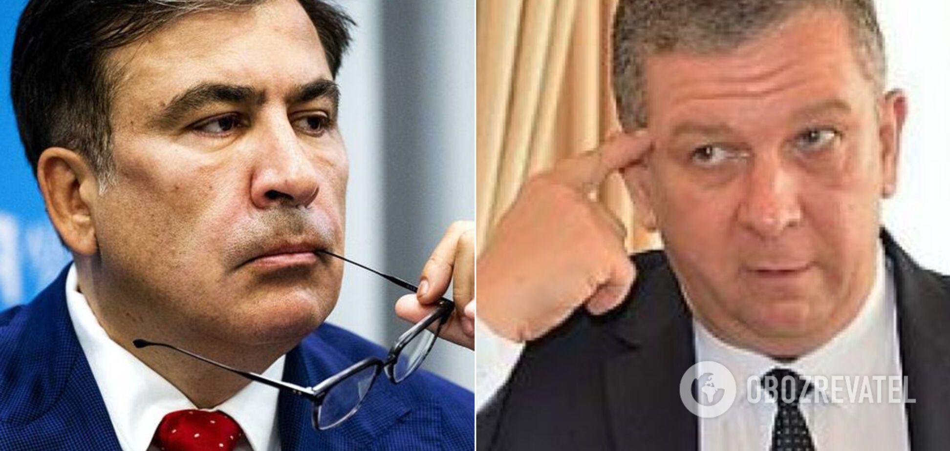 Рева розніс успіх реформ Саакашвілі в Грузії