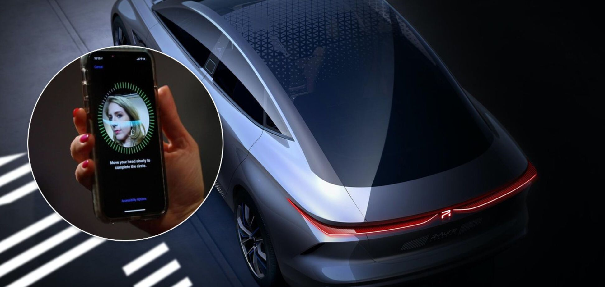 Китай вирішив перемогти Tesla за допомогою технологій iPhone