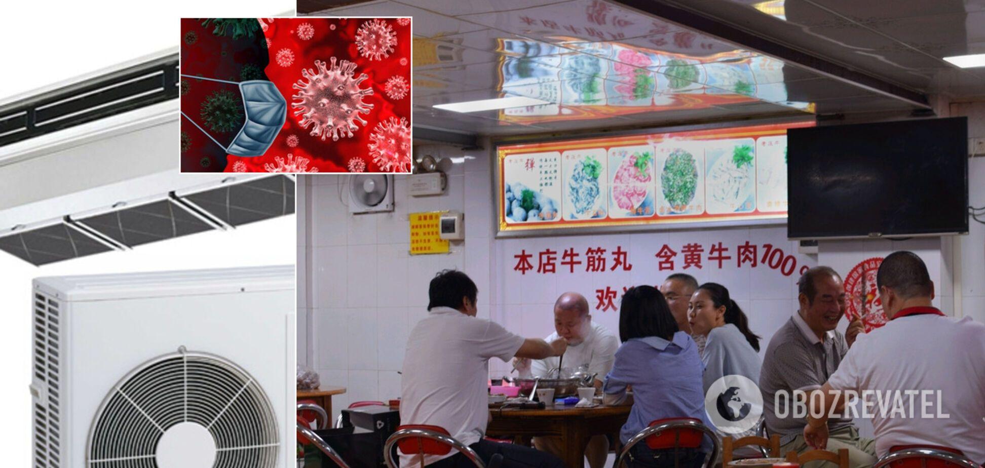Коронавірус передається через кондиціонер: у Китаї заявили про небезпеку