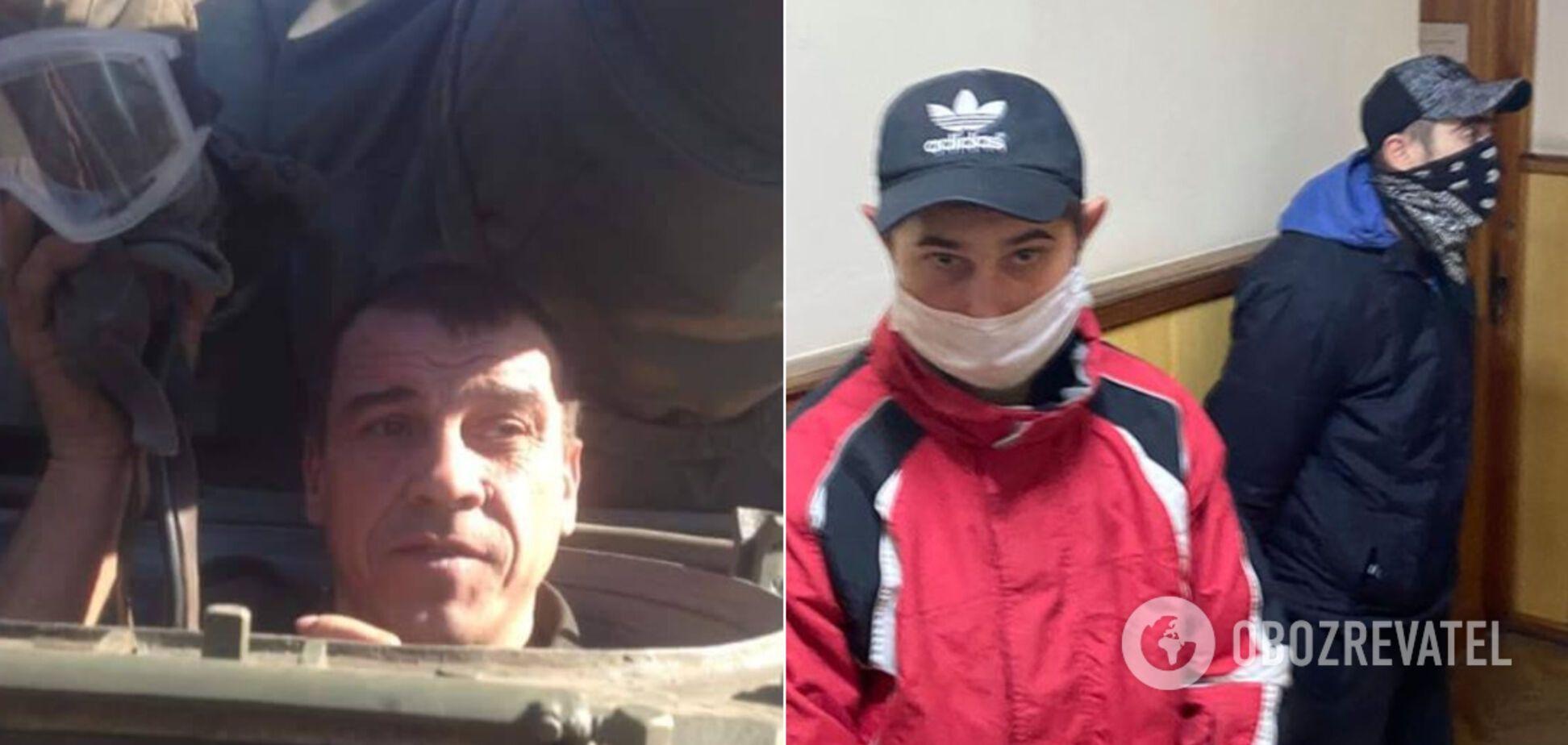 Підлітки побили ветерана АТО Віктора Симончука