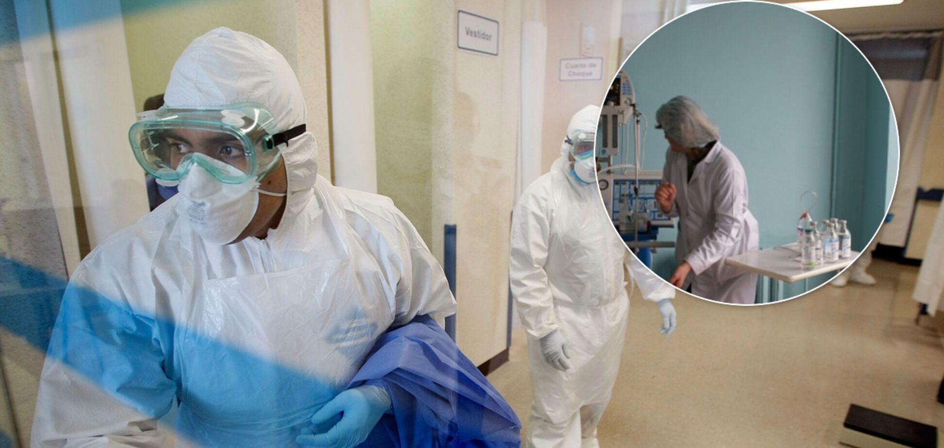 Больница в Кременчуге стала рассадником коронавируса: руководство скрывает правду, а медики десятками инфицируются