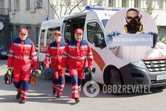 Щодня самоізолюється одна бригада: фельдшерка швидкої в Києві розповіла про жахи боротьби з COVID-19