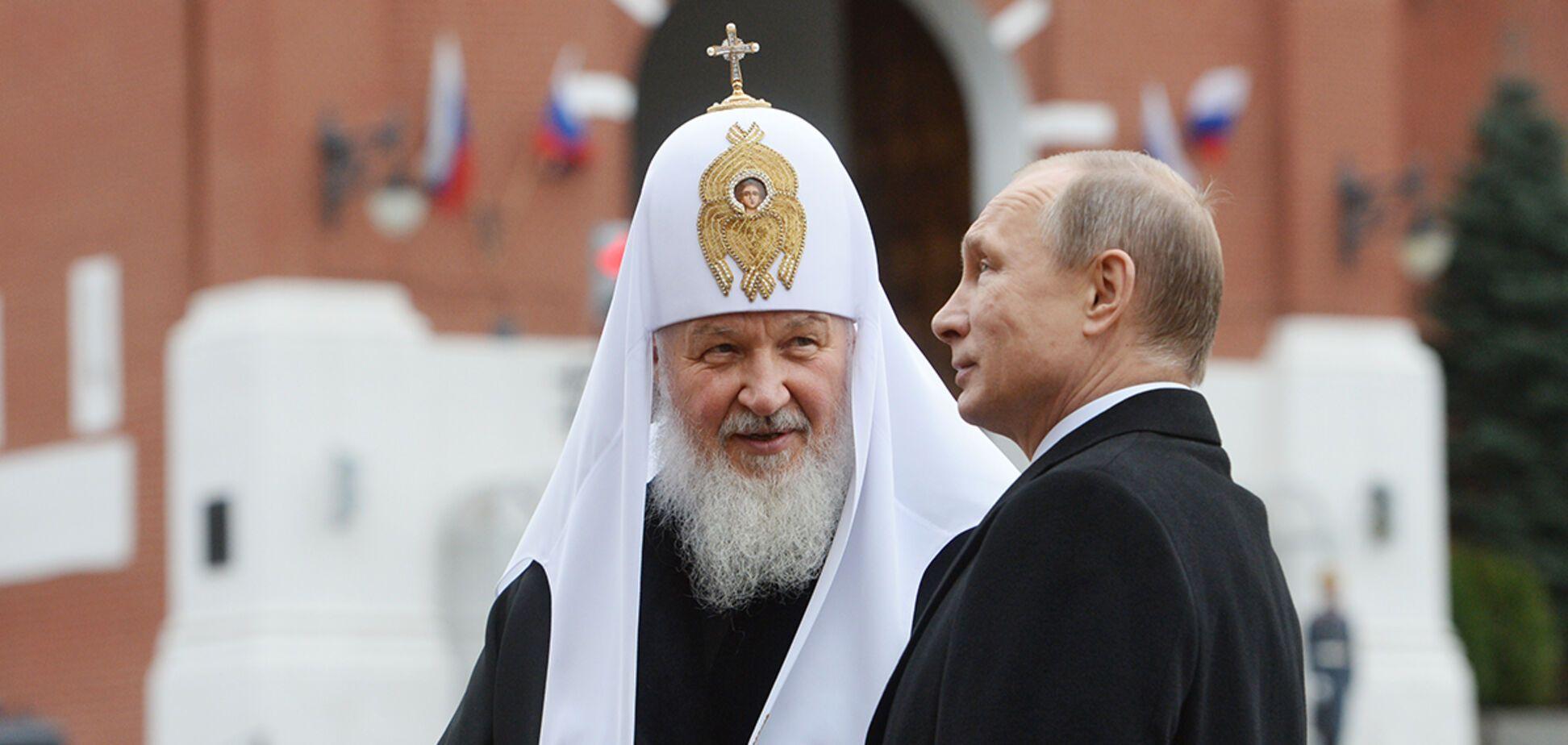 Патриарх Кирилл потерпел крах, его эпоха подходит к концу