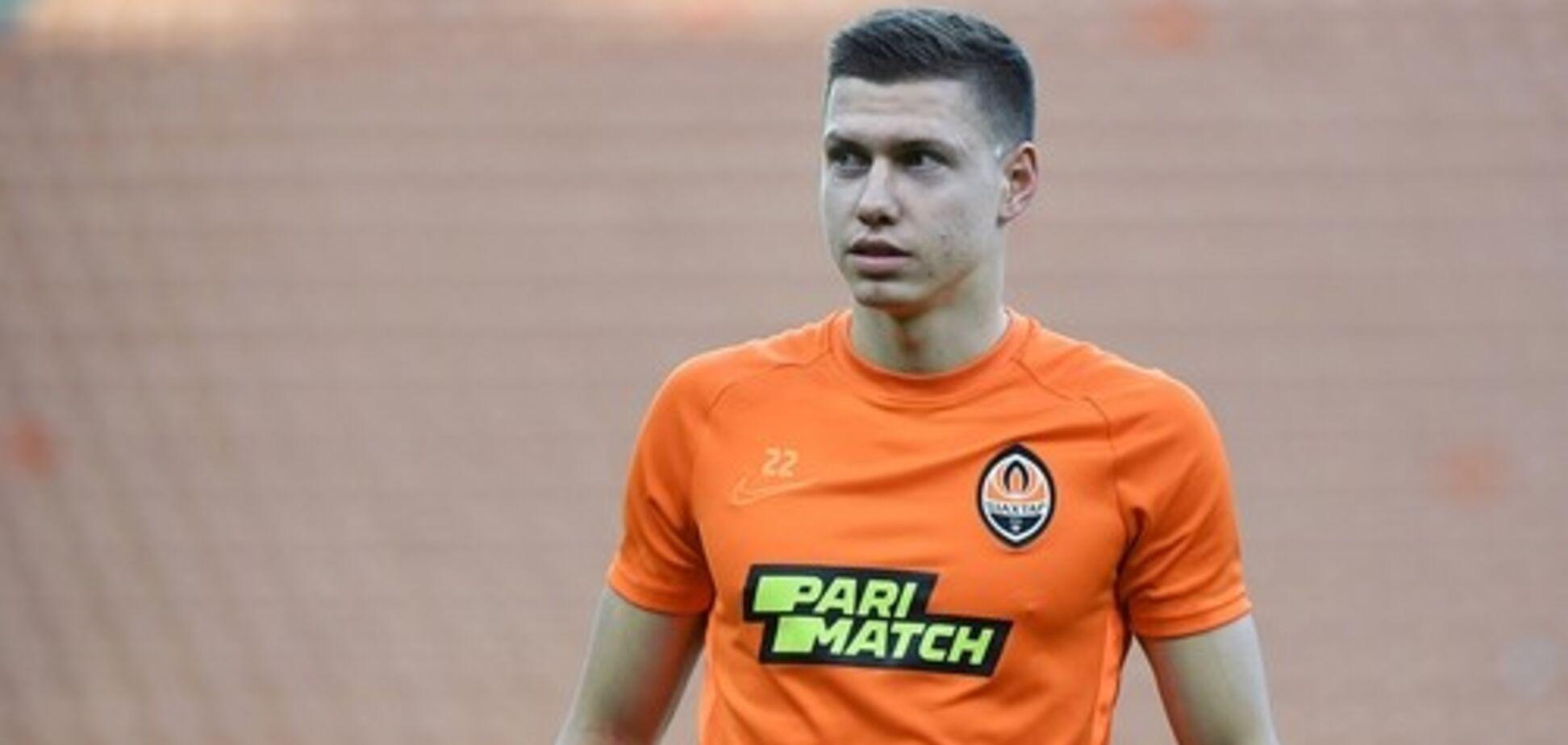 Футболист сборной Украины Николай Матвиенко изменился до неузнаваемости на карантине