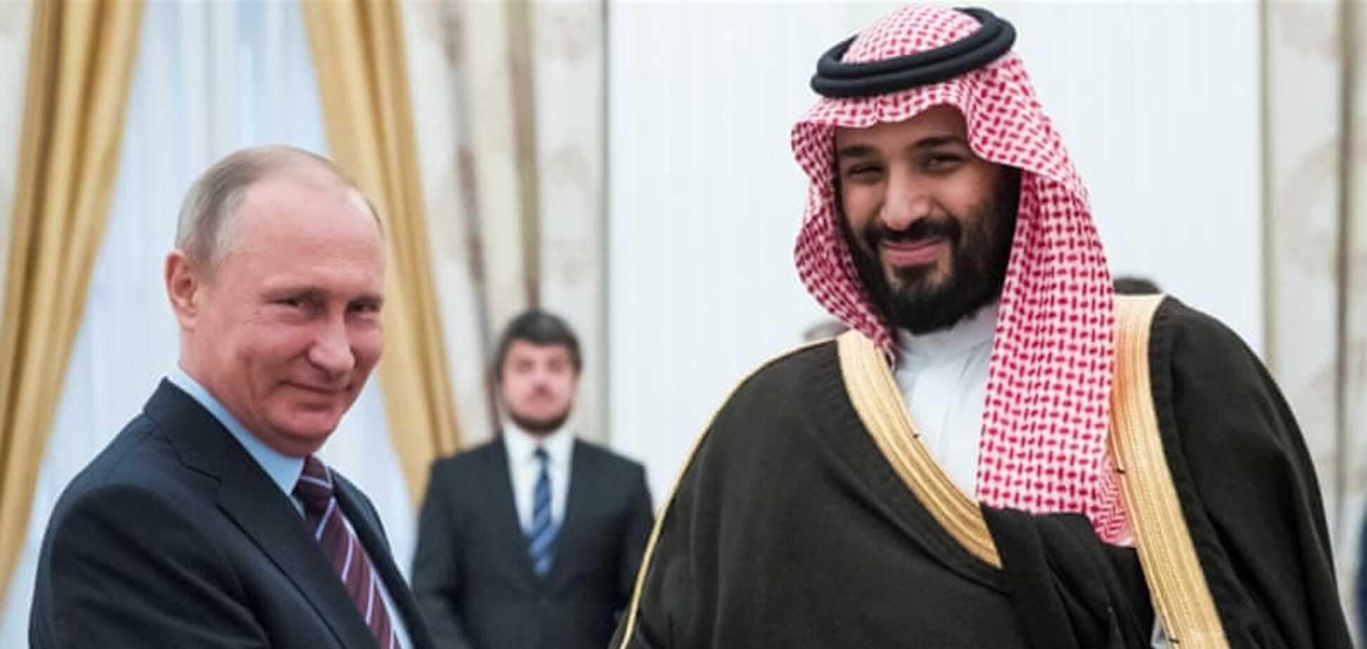 Saudi Aramco сорвала план ОПЕК по сокращению добычи нефти