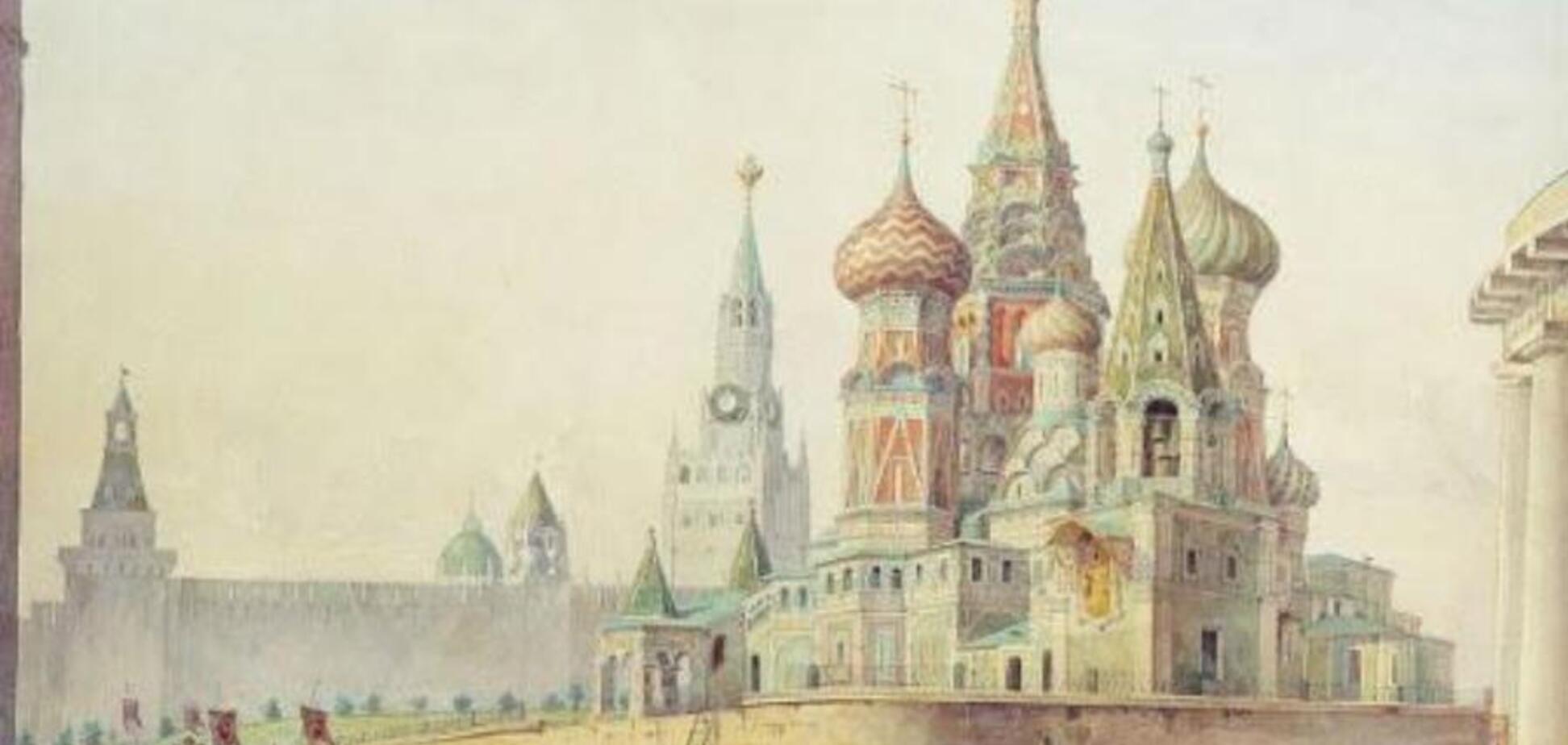 Почему Московия стала называться Россией?