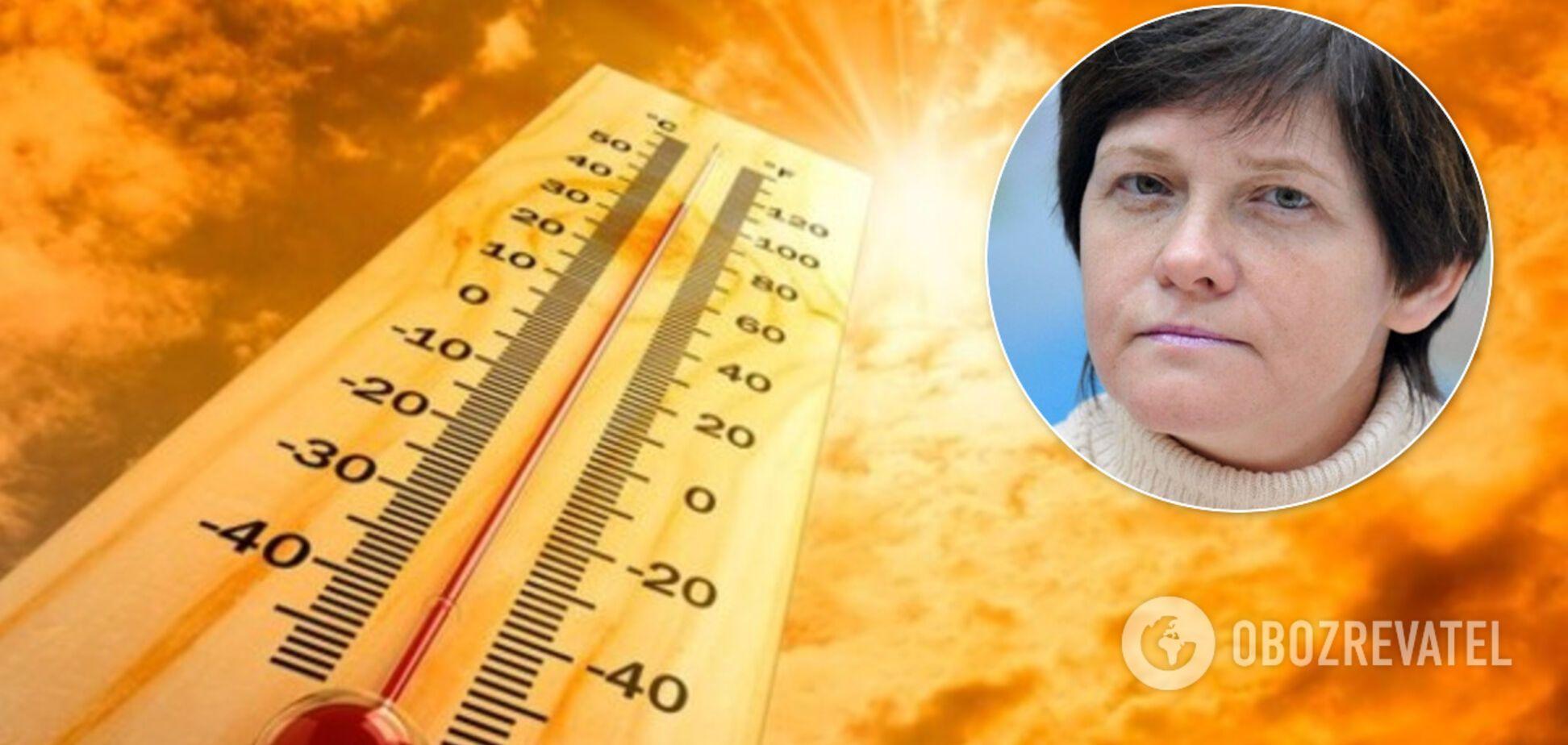 Україну розжарить до 40 градусів і більше: кліматологиня зробила тривожний прогноз