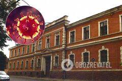 СІЗО Чернівці коронавірус