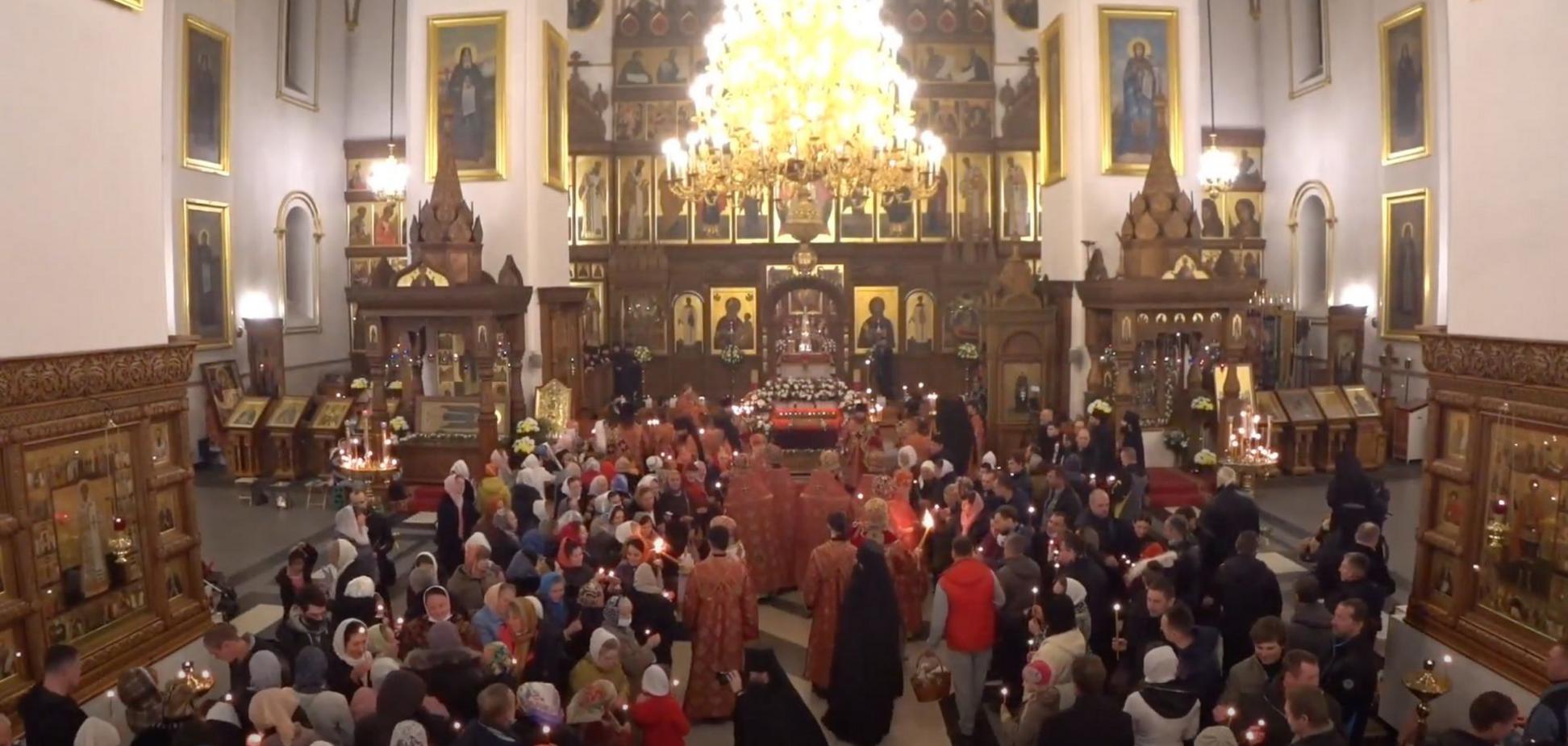 'Путин, введи войска?' В СБУ оценили 'пасхальный демарш' священников в разгар COVID-19