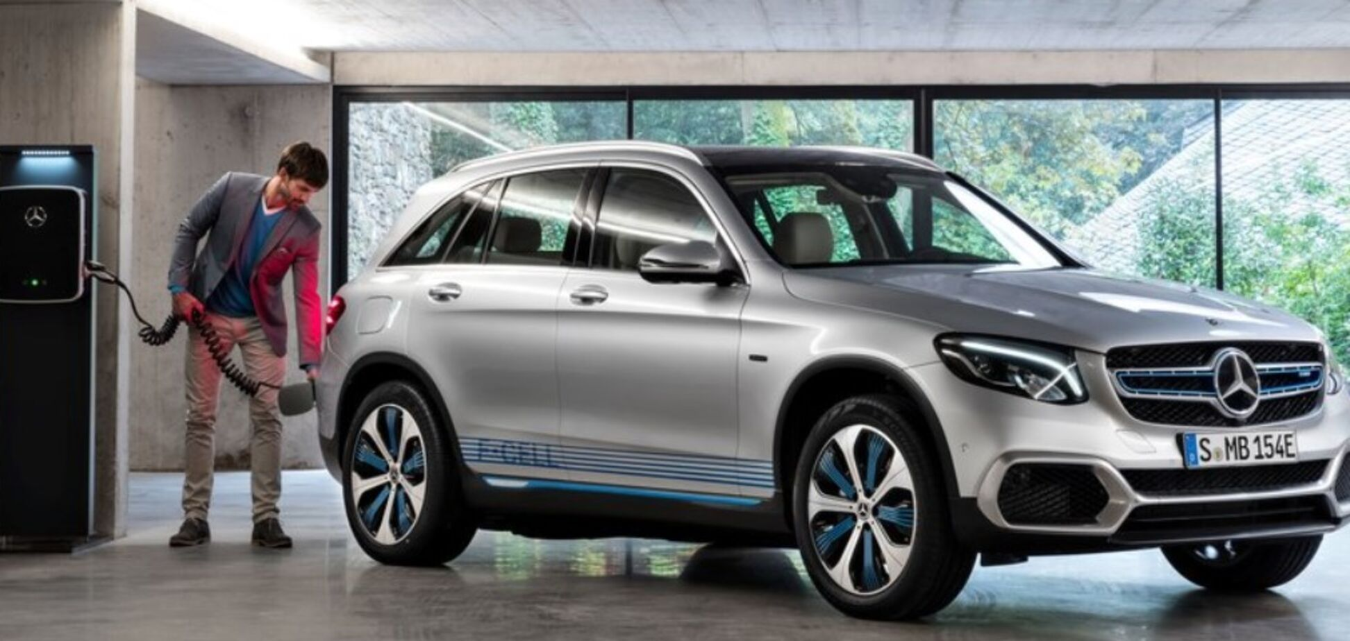 Mercedes відмовився від свого революційного електромобіля