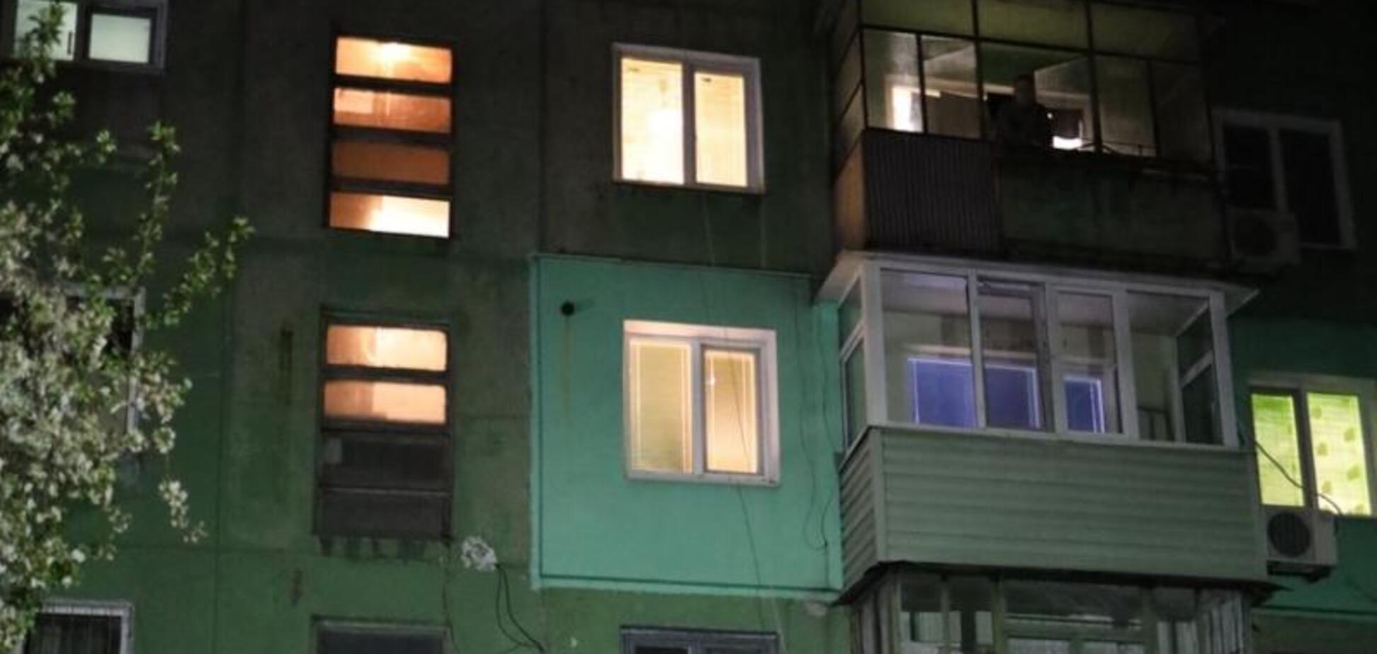 Під Дніпром чоловік погрожував підірвати газом багатоповерховий будинок з людьми. Фото