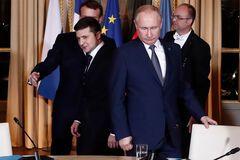 Як Зеленський рівняється на Путіна