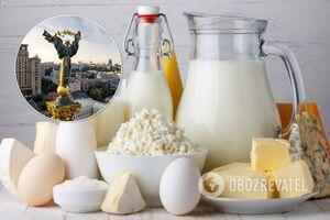 В Украину завезли на 1200% больше масла, чем год назад