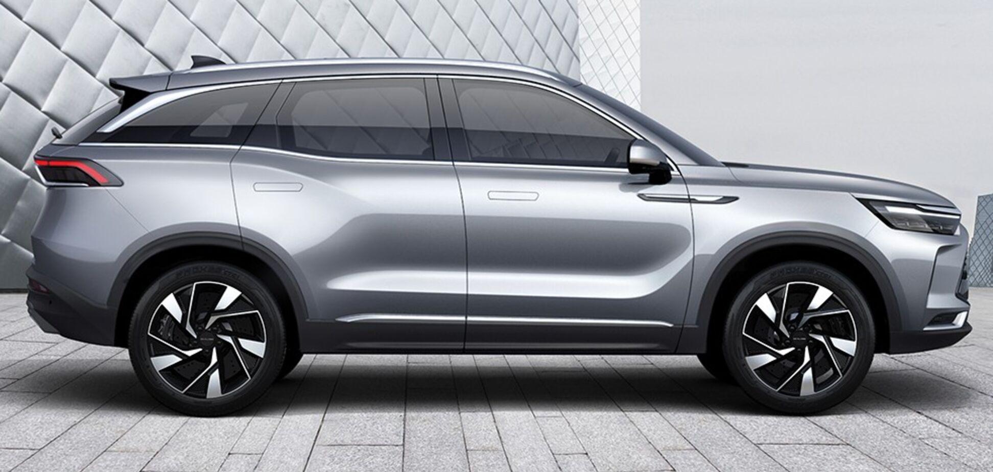 Mercedes допоміг китайцям створити крутий позашляховик