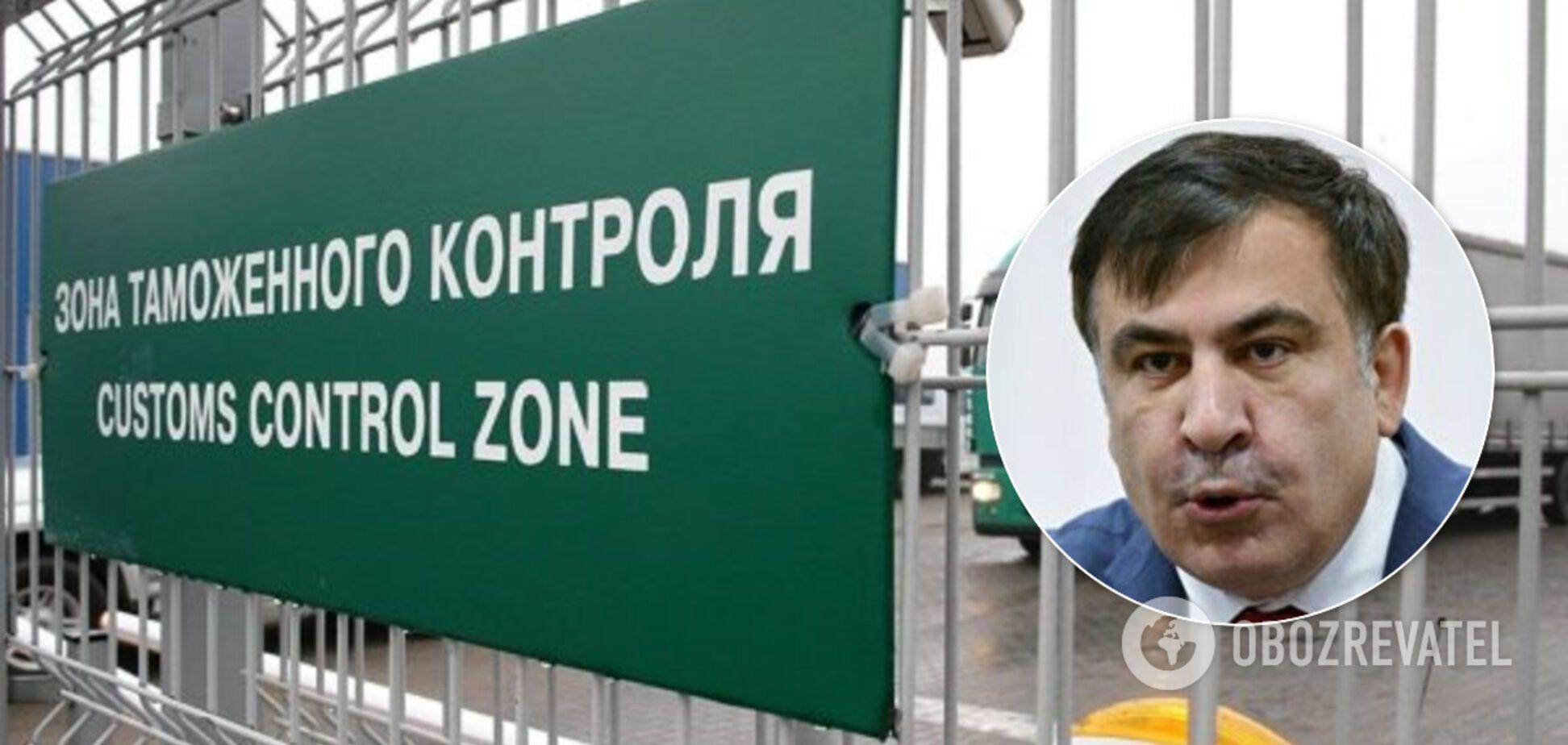 Дипломат розкрив корупційну схему Саакашвілі на Одеській митниці