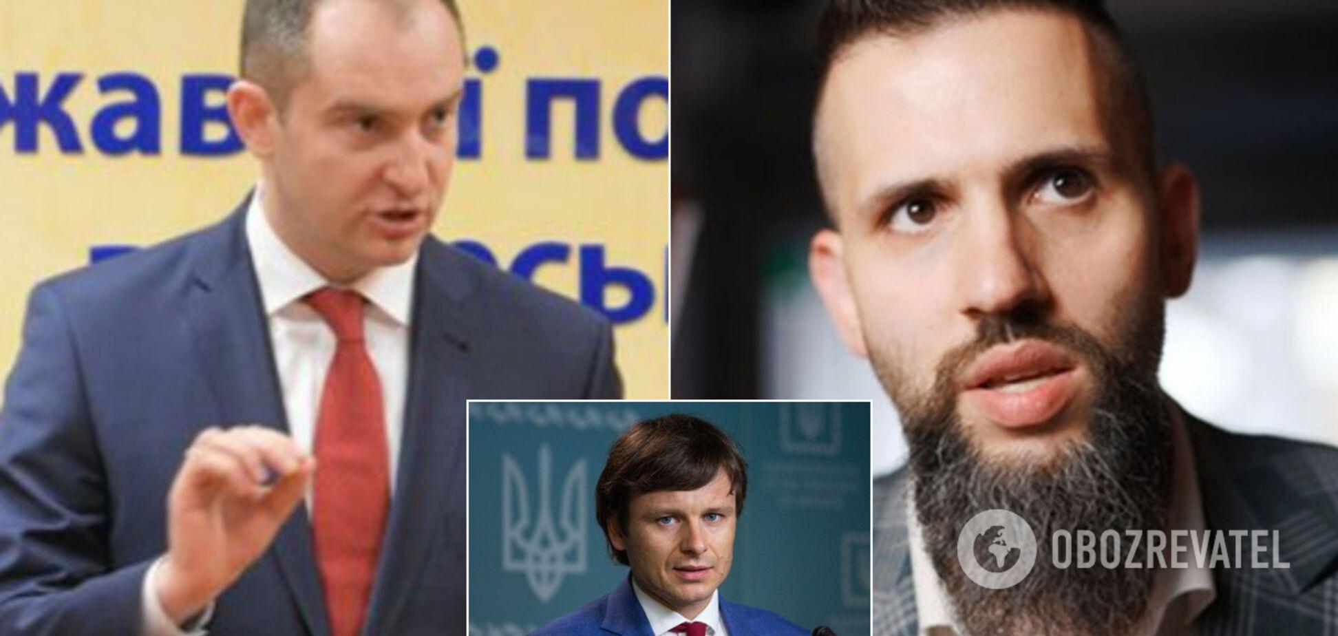 Назначены временные руководители таможни и налоговой: кто заменит Нефьодова и Верланова