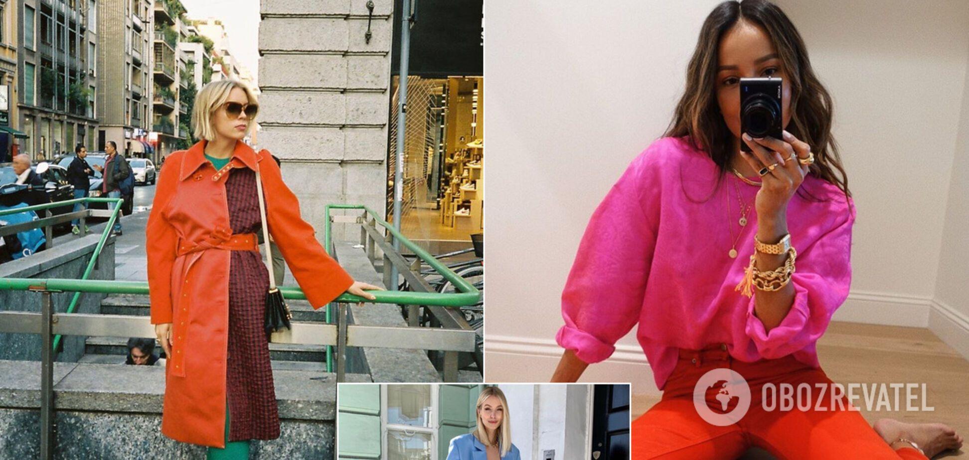Наймодніші кольори 2020 року: як бути стильною