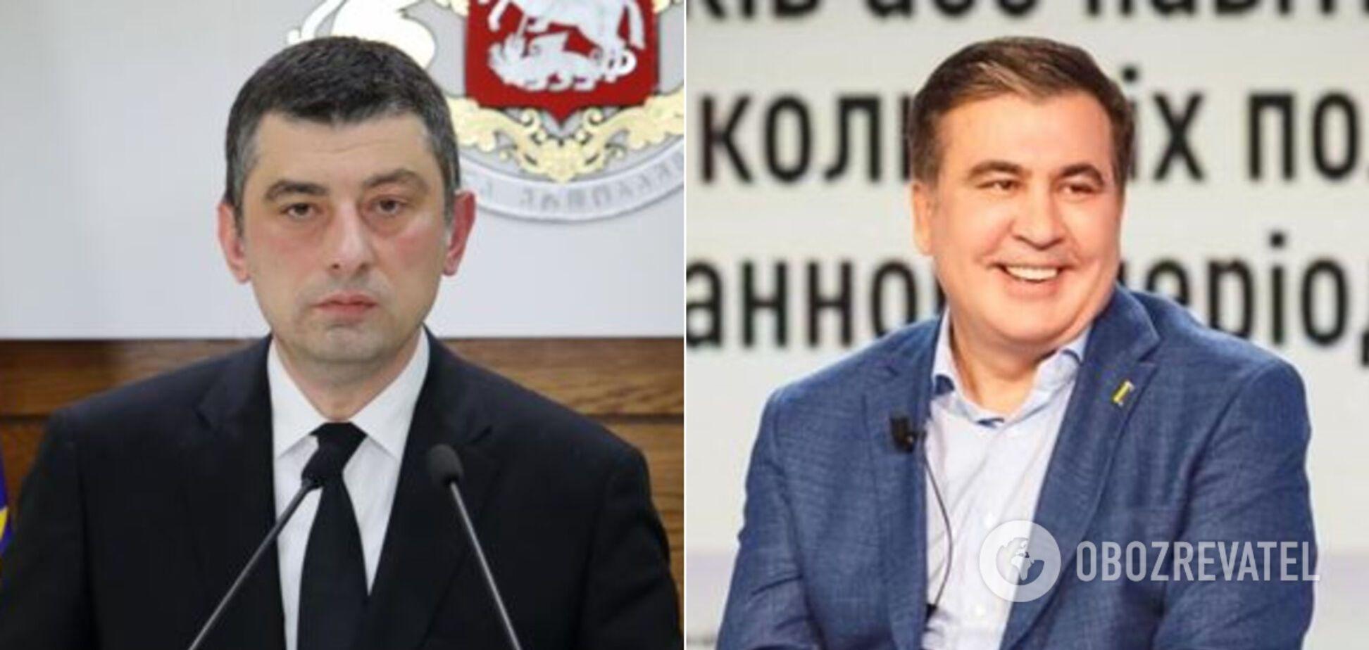 Грузия пригрозила отзывом посла из Украины из-за Саакашвили: Киев отреагировал