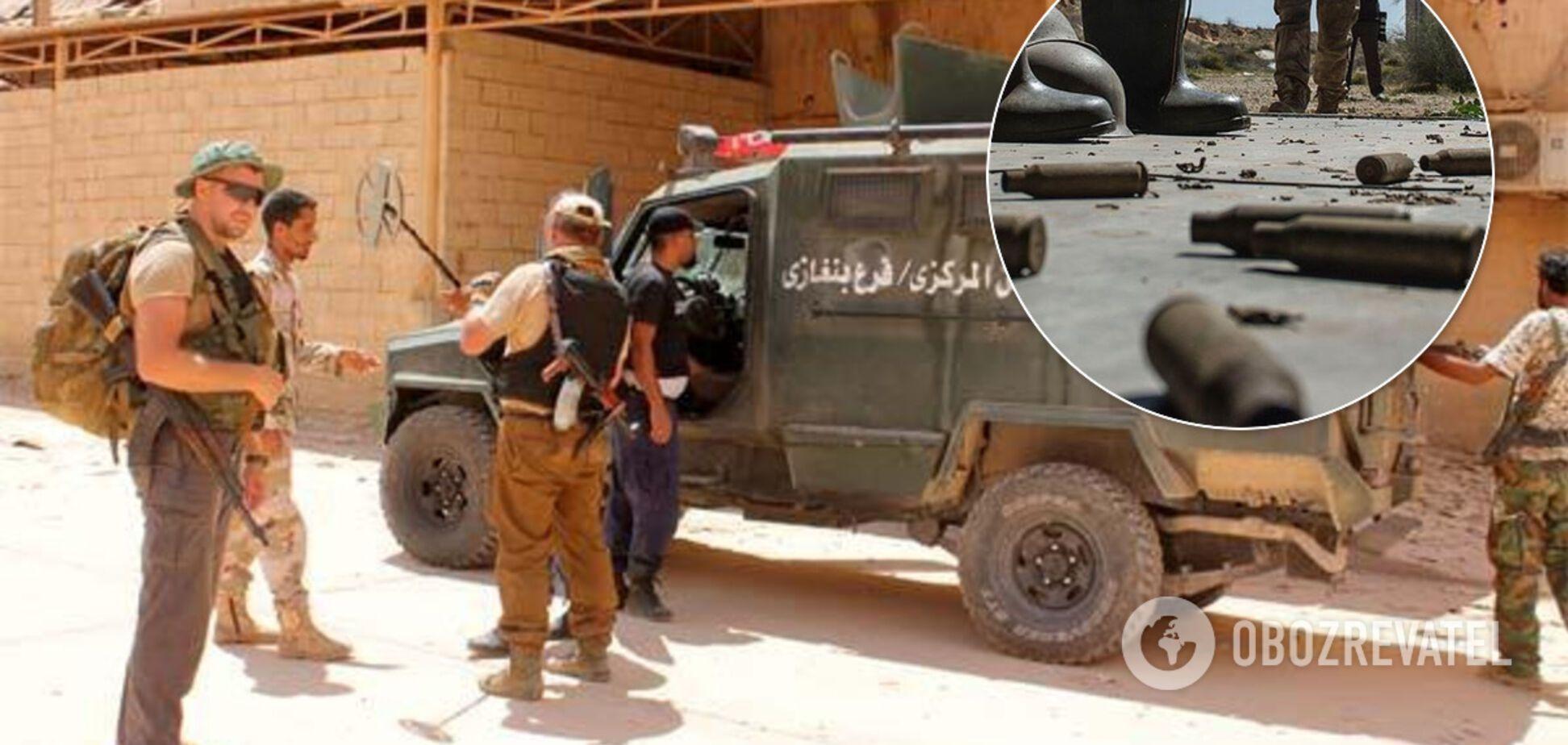 Наемники ЧВК 'Вагнера' применили в Ливии химическое оружие: назрел международный скандал