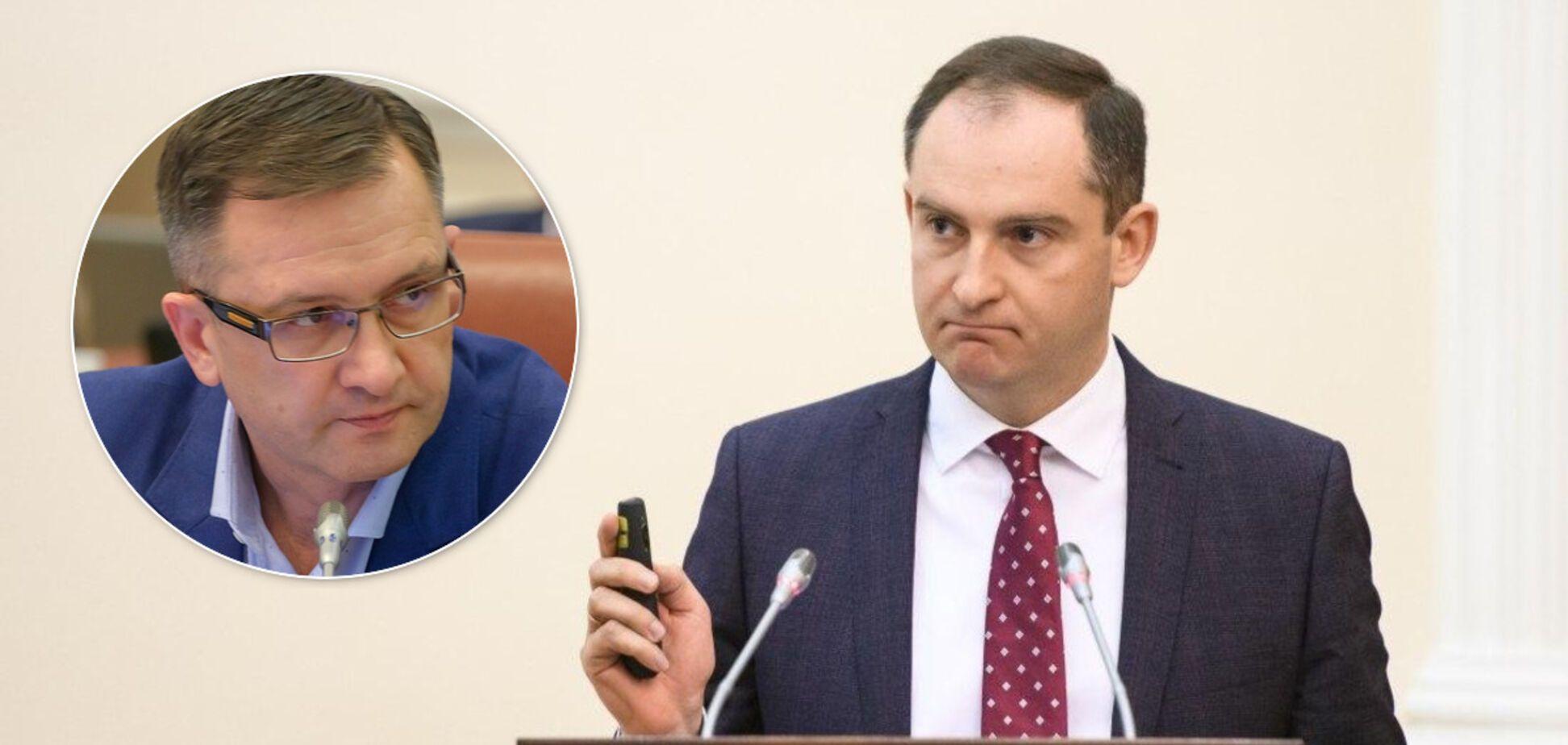 'Фактов никаких нет': экс-глава ГФС Верланов обратился в прокуратуру из-за обвинений Уманского