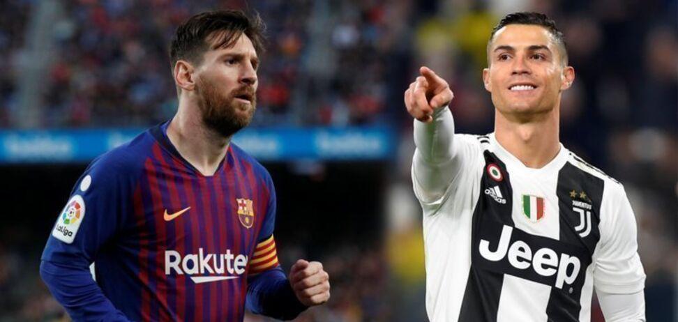Ліонель Мессі проти Кріштіану Роналду - головне протистояння сучасного футболу