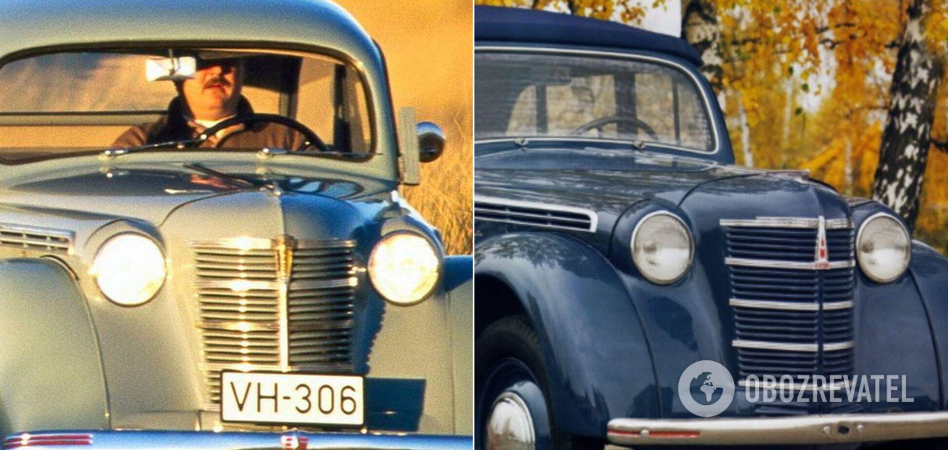 Москвич із Опеля: як СРСР нахабно вкрав у німців автомобіль