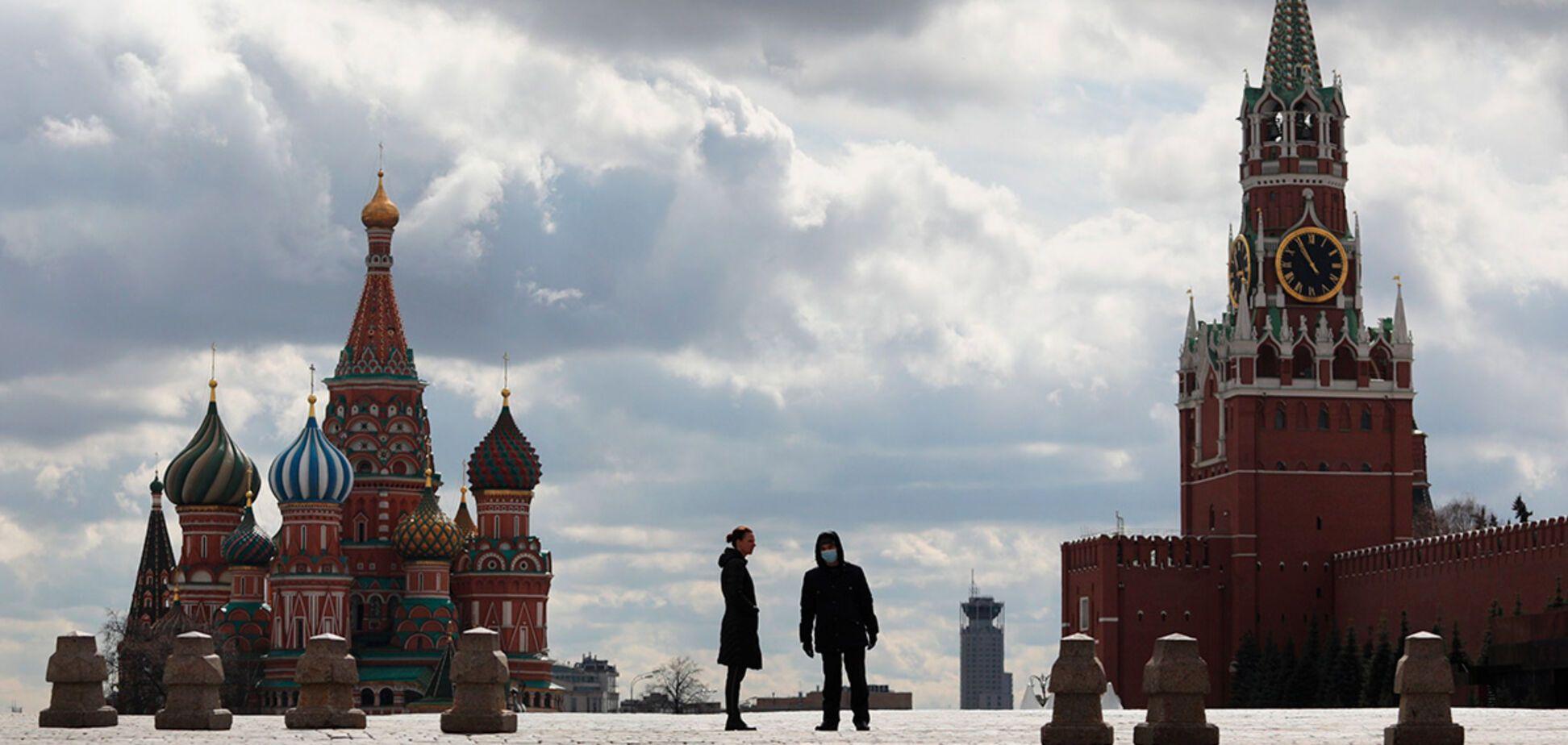 Пік коронавірусу в Росії ще попереду: названа небезпечна дата
