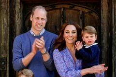 Миддлтон и принц Уильям растрогали сеть милым видео с детьми