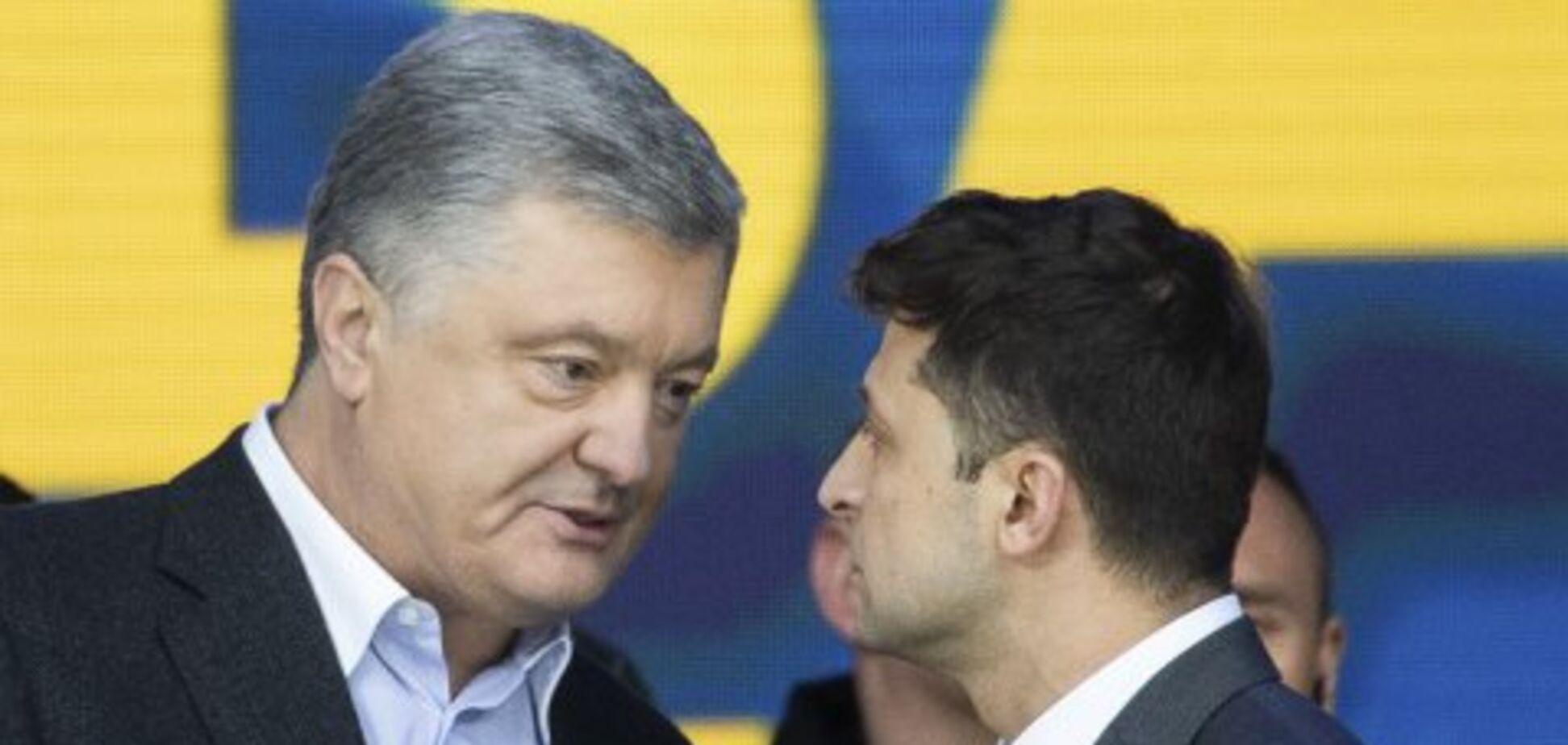 Если бы сейчас были выборы, часть электората Зе ушла бы к Порошенко