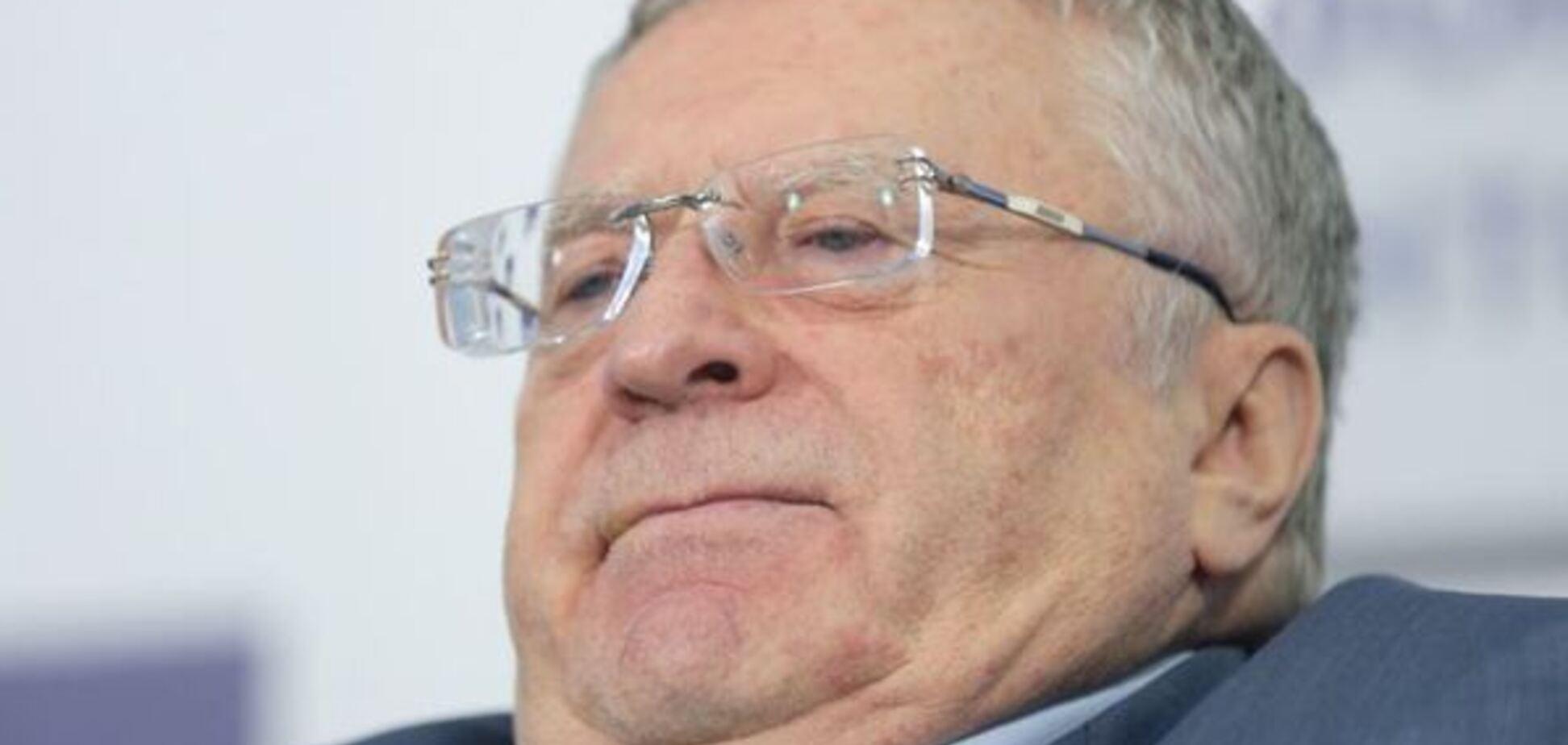 'Порождение советской власти!' Какими маразмами об Украине опозорился 74-летний Жириновский