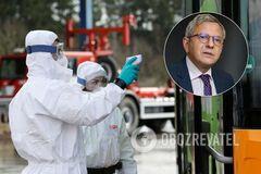 Советник Зеленского назвал ориентировочные сроки выхода Украины из карантина