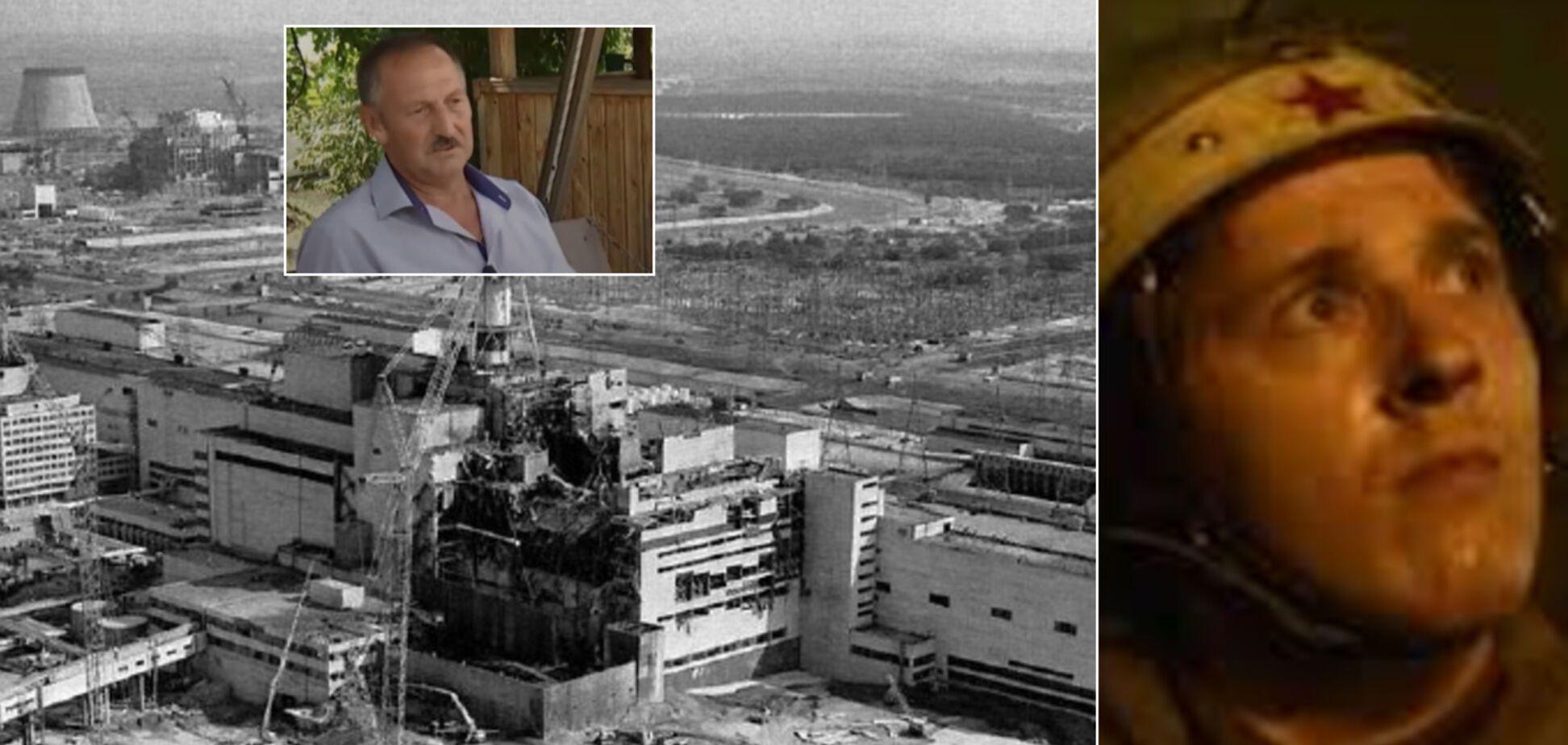 'Вони вмирали, бо їх лікували у Москві': герой, якого не показали в серіалі 'Чорнобиль', розповів правду про аварію