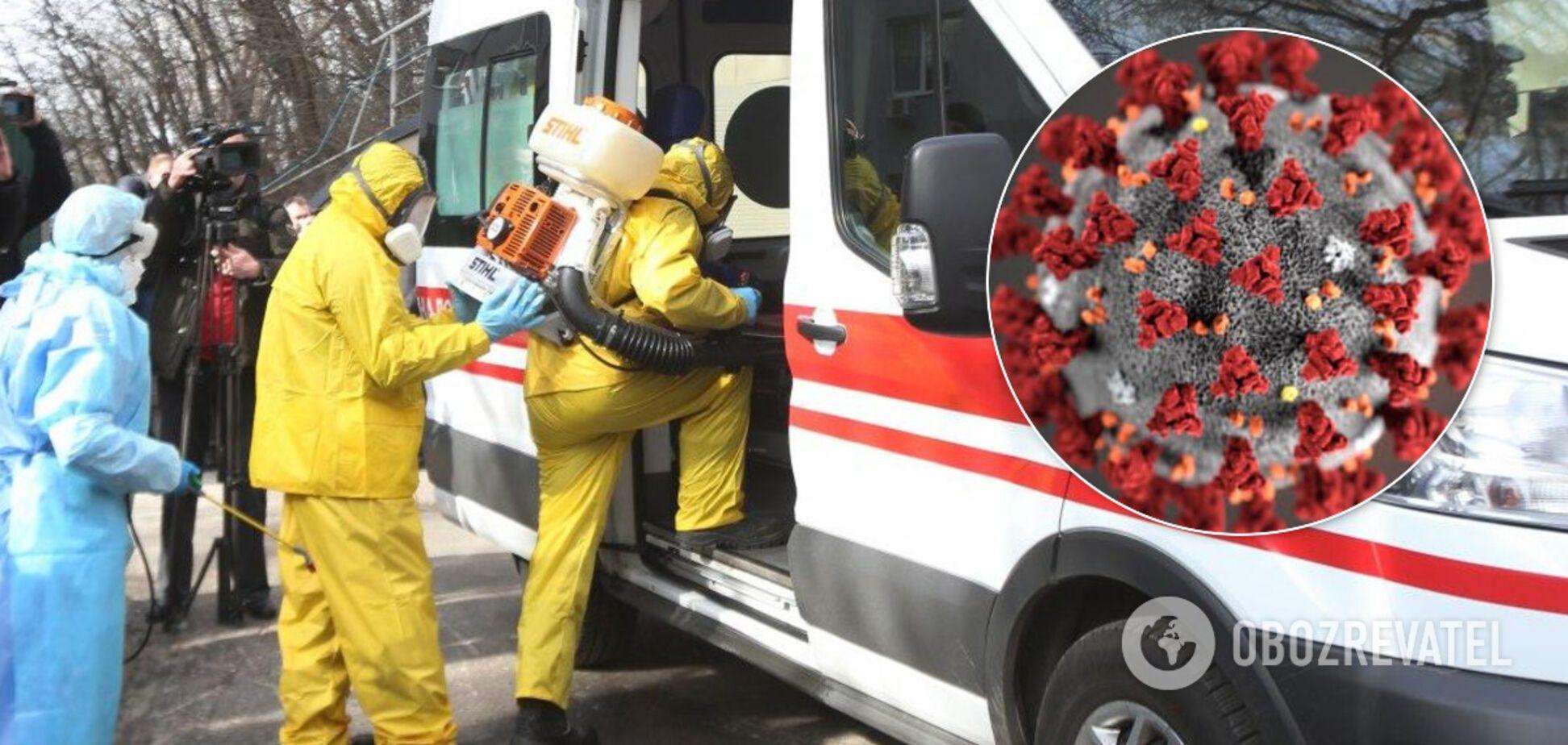 У Києві коронавірус вбив 21 особу, заражених – уже 1159