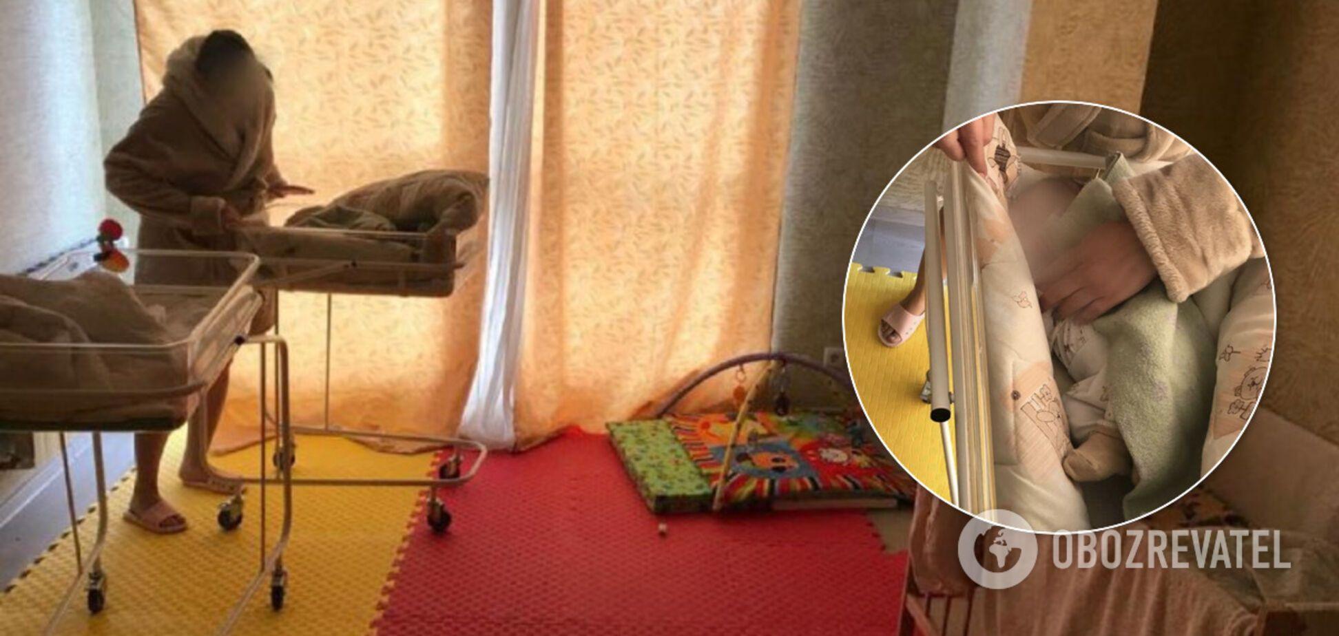 Продавали немовлят іноземцям: у Києві викрили злочинну схему 'сурогатного материнства'