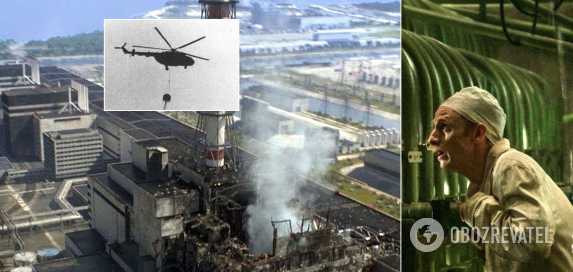 Об аварии на ЧАЭС, лжи в сериале 'Чернобыль' и как это – быть в 200 метрах от ада. Интервью с летчиком-ликвидатором