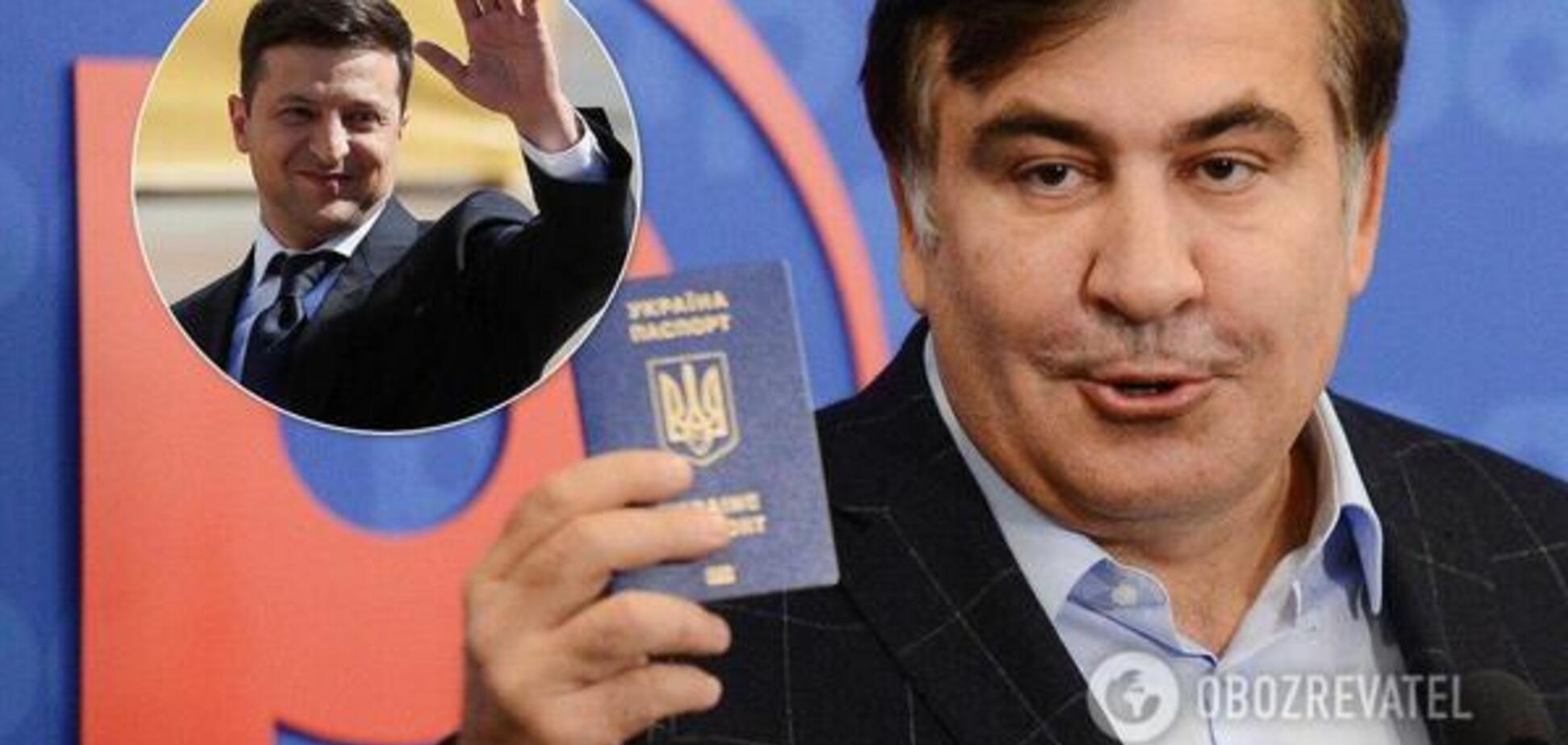 Тортури віником і переслідування: чи зможе Саакашвілі з судимостями потрапити в Кабмін України