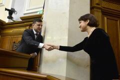 Преемница Рябошапки Ирина Венедиктова ассоциируется с бывшим президентом Януковичем - Atlantic Council