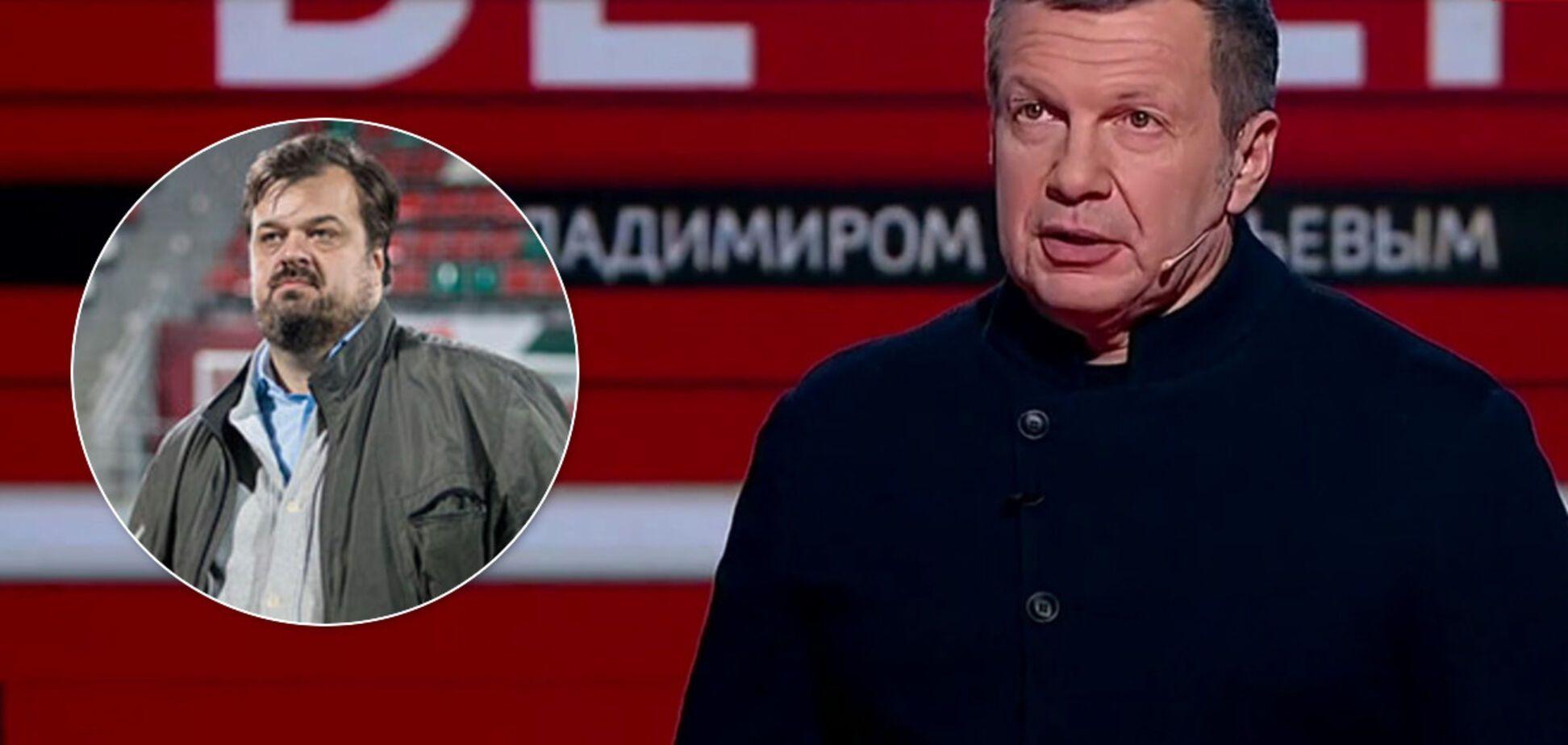 'Увижу, как его хватит удар': Уткин высказался о драке с Соловьевым