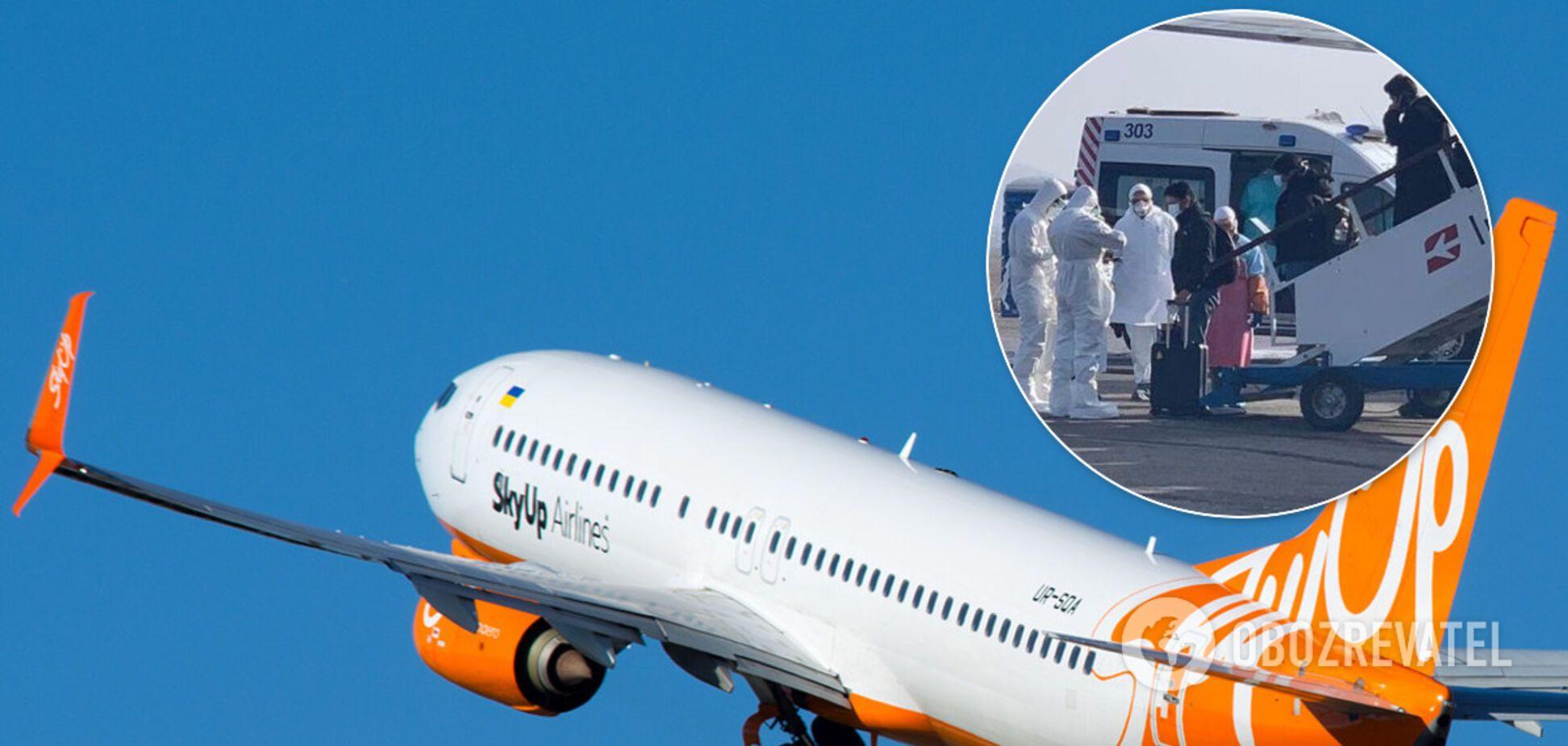 Украина проведет еще один спасательный авиарейс: кому удастся вернуться домой