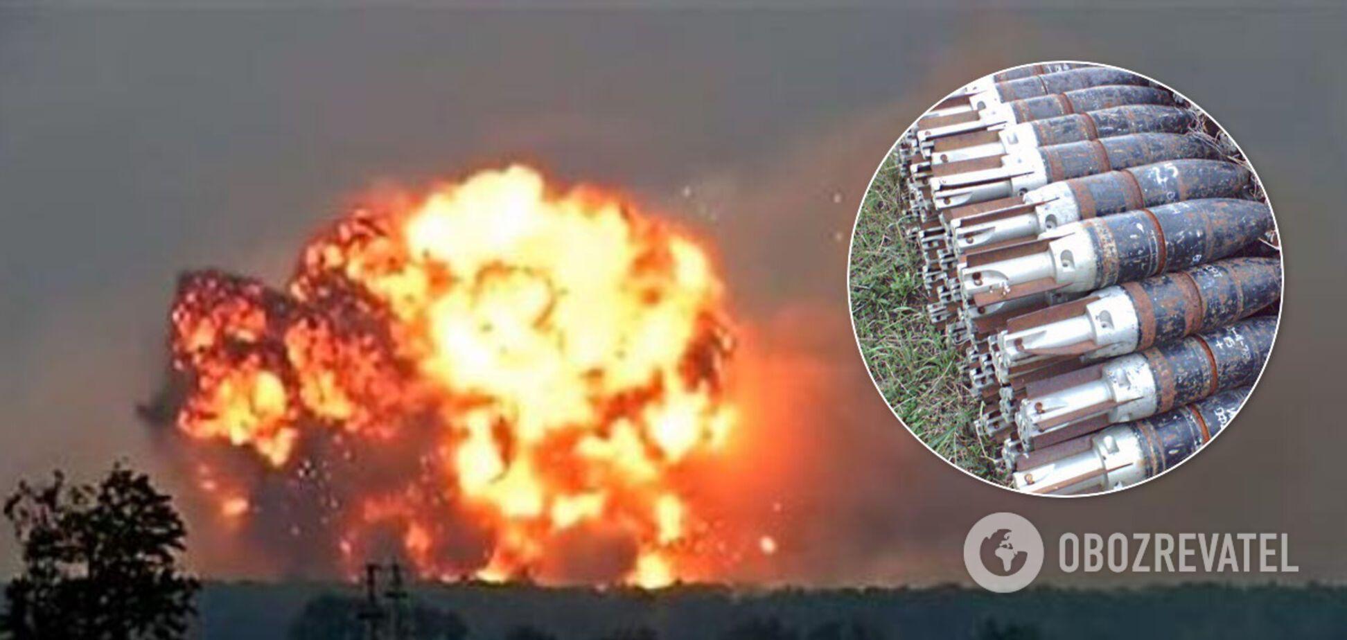 Взрывы на складах в Калиновке: появились скандальные детали об исчезновении боеприпасов