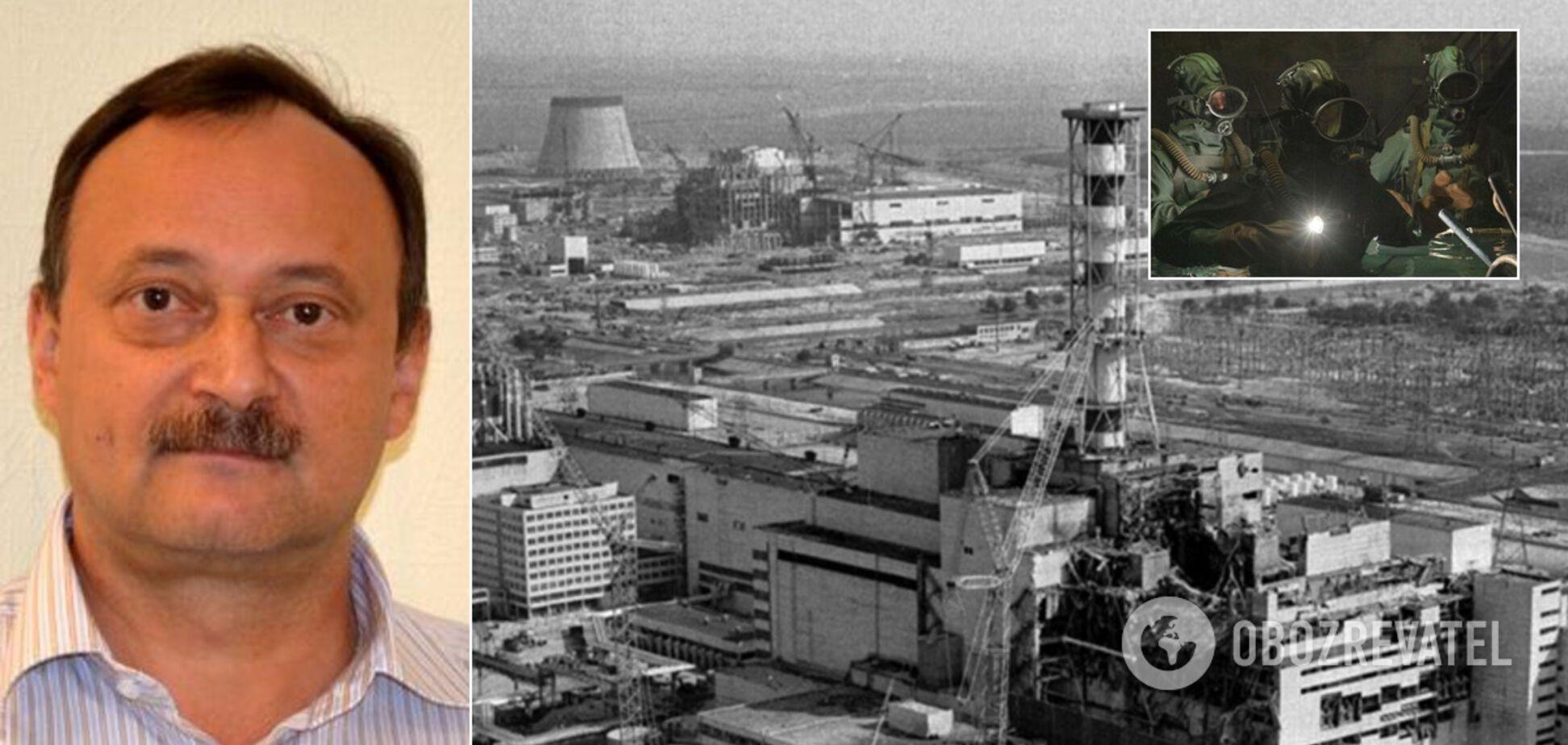Прототип героя ''Чернобыля'' Ананенко рассказал, каким на самом деле был радиационный ад