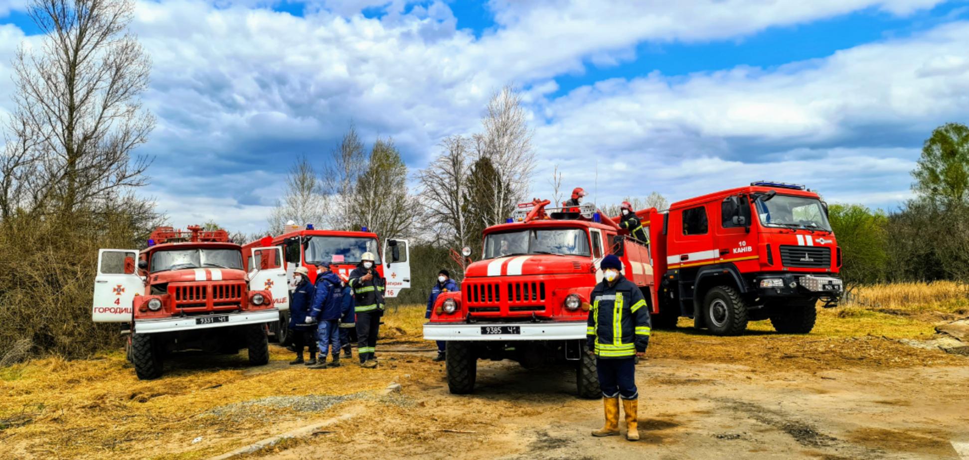 Аваков: в Чернобыльской зоне ликвидировали пожары