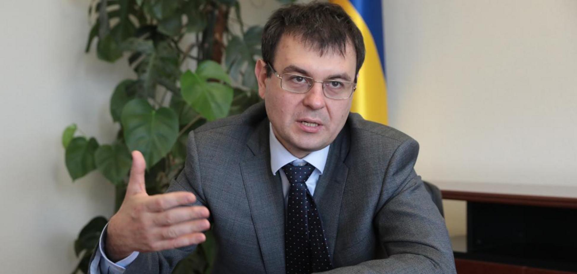 Данил Гетманцев, нардеп от 'Слуги народа'